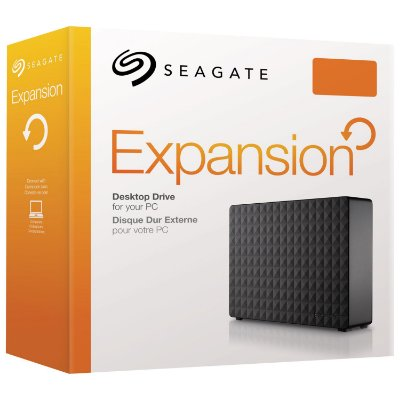 HD EXTERNO SEAGATE EXPANSION 14TB / 3.5 - STEB14000400