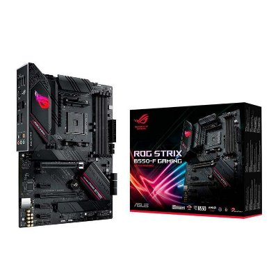 PLACA MAE ASUS ROG STRIX B550-F GAMING DDR4 SOCKET AM4 CHIPSET AMD B550