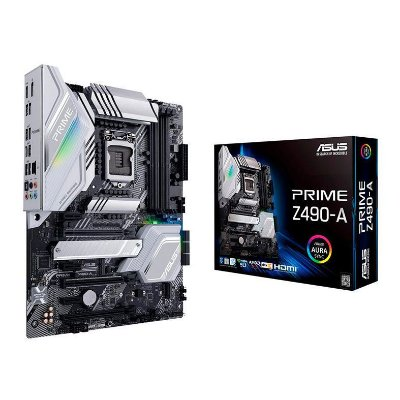 PLACA MAE ASUS PRIME Z490-A DDR4 SOCKET LGA1200 INTEL Z490