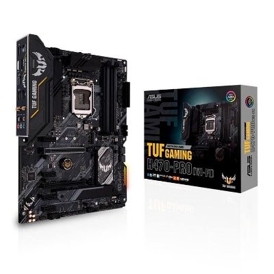 PLACA MAE ASUS TUF GAMING H470-PRO WI-FI DDR4 SOCKET LGA1200 INTEL H470