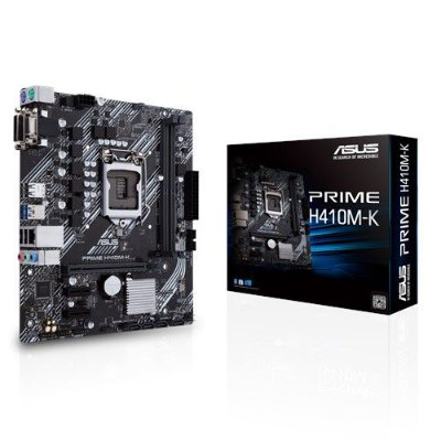 PLACA MAE ASUS PRIME H410M-K DDR4 SOCKET LGA1200 INTEL H410, PRIME H410M-K