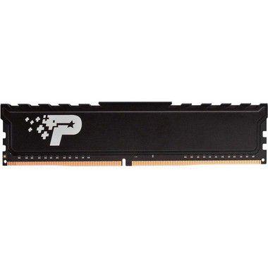 MEMÓRIA DDR4 PATRIOT SIGNATURE LINE PEMIUM 4GB, 2666MHZ - PSP44G266681H1