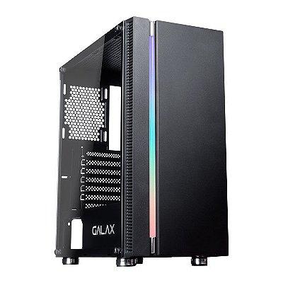 COMPUTADOR GAMER RYZEN 5 3600, 8GB DDR4, SSD 480GB, GTX 1650 4GB, 500W REAIS