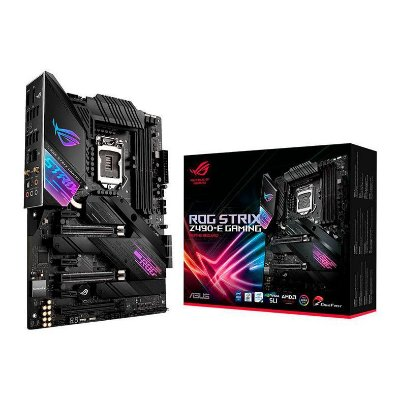 PLACA MAE ASUS ROG STRIX Z490-E GAMING DDR4 SOCKET LGA1200 INTEL Z490