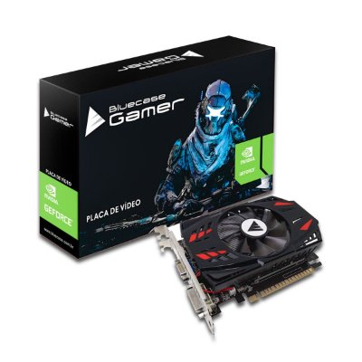 PLACA DE VÍDEO GEFORCE GTX 750 TI 2GB GDDR5 128BITS - BLUECASE - BP-GTX750TI-2GD5D1