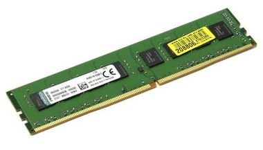 MEMÓRIA 16GB DDR4 2666MHZ KINGSTON - KVR26N19S8/16