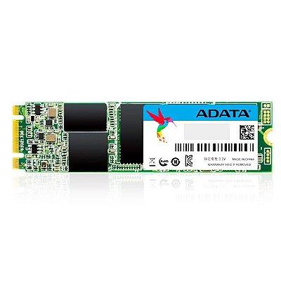 SSD ADATA SU800 256GB M.2 2280 SATA 6GB/S - ASU800NS38-256GT-C