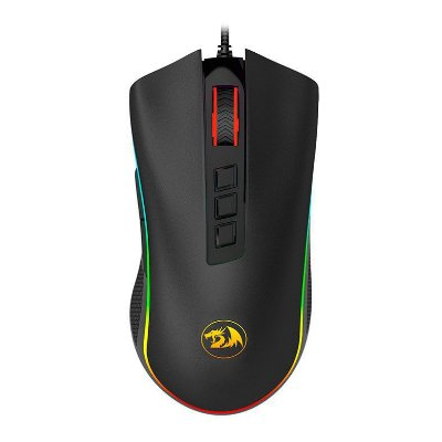 MOUSE GAMER REDRAGON COBRA CHROMA RGB 10000DPI - M711