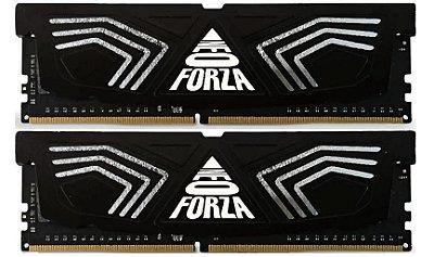 MEMÓRIA NEO FORZA FAYE 16GB (2X8GB) DDR4 3000MHZ CINZA - NMUD480E82-3000DG20
