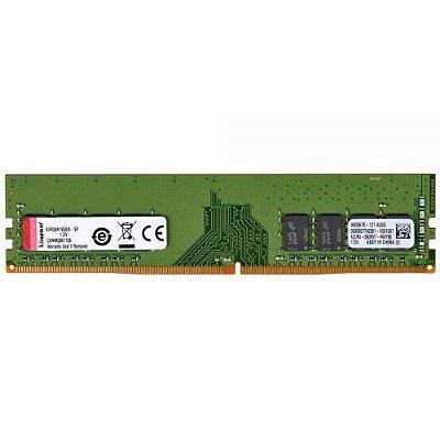 MEMÓRIA 8GB DDR4 2666MHZ KINGSTON - KCP426NS6/8