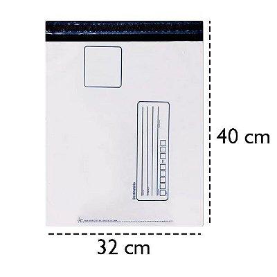 Envelope de Segurança Impresso para Correios 32x40