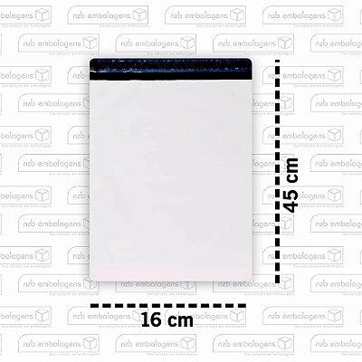 Envelope de Segurança para Correios Liso - 16x45