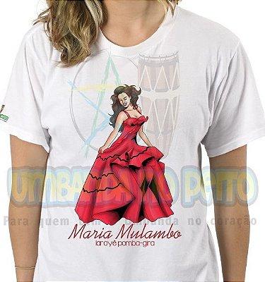 Camiseta Maria Mulambo