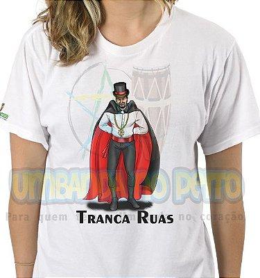 Camiseta Sr. Exu Tranca-Ruas (Algodão / TAM G)