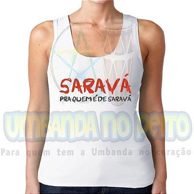 Regatinha Quem é de Saravá