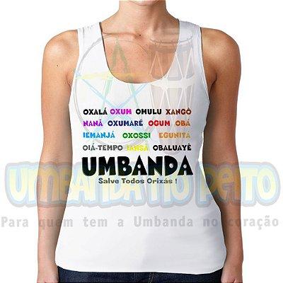 Regatinha Orixás Umbanda