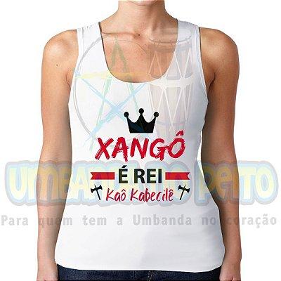 Regatinha Xangô é Rei