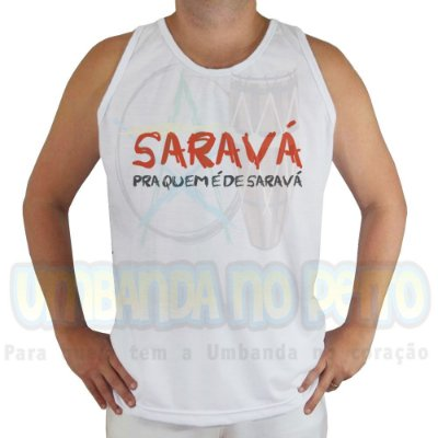 Regata Quem é de Saravá