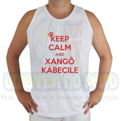 Regata Keep Calm and Xangô Kabecile