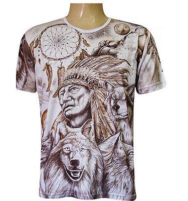 Camiseta Cacique Viscose