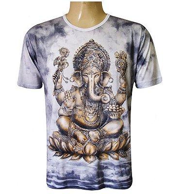 Camiseta Ganesha Viscose