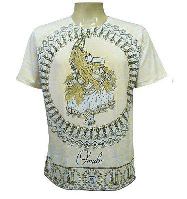 Camiseta Atotô Viscose