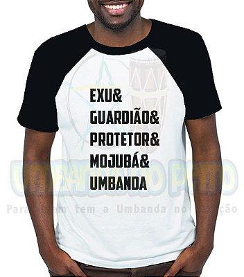 Camiseta Personalizada Exu&