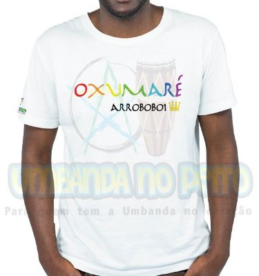 Camiseta Rei Oxumaré