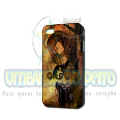 Case Ogum (para vários modelos de celular)