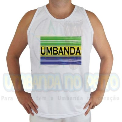 Regata Umbanda em Cores