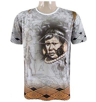 Camiseta Índio Guarani Viscose