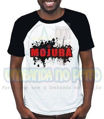 Camiseta Personalizada Exu Mojubá
