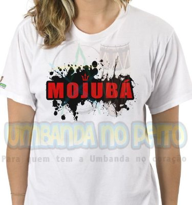 Camiseta Exu Mojubá