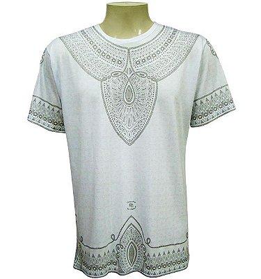 Camiseta Arjuna Branca Viscose