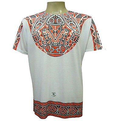 Camiseta Étnica Muiraquitã Viscose