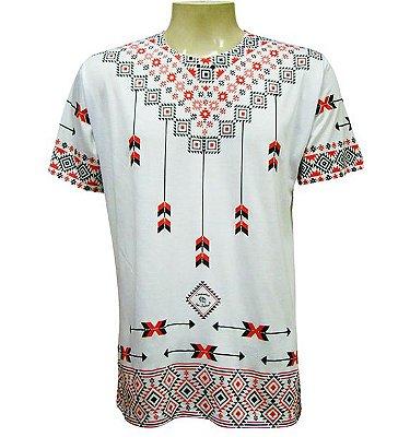 Camiseta Flechas Viscose