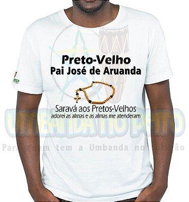 Camiseta Pai José de Aruanda