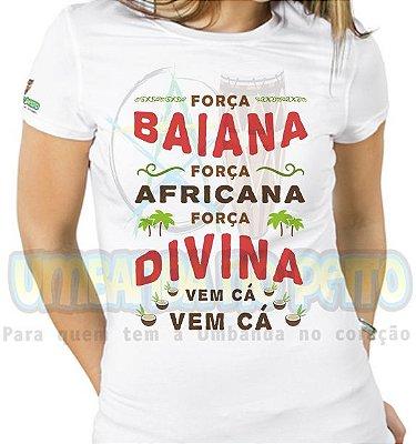 Baby Look Força Baiana
