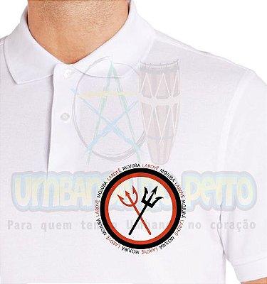 Camisa Polo Exu & Pomba-Gira