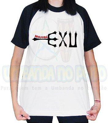 Camiseta Personalizada Mojubá Exu (TAM M)