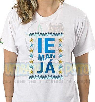 Camiseta Ondas & Estrelas