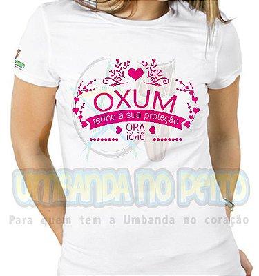 Baby Look Oxum Tenho a Sua Proteção
