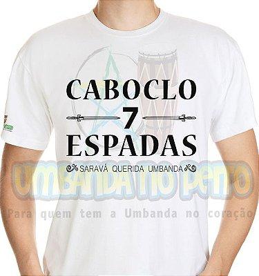 Camiseta 7 Espadas