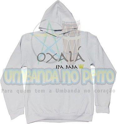 Moletom Oxalá