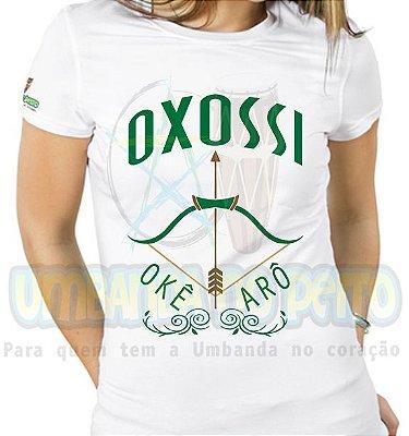 Baby Look Oxossi Arco e Flecha