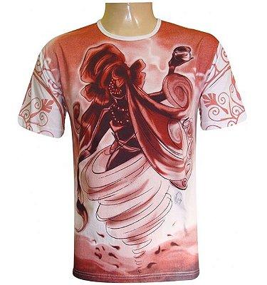 Camiseta Senhora dos Ventos (100% algodão)