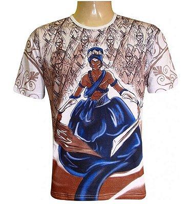 Camiseta Senhor da Guerra (100% algodão)