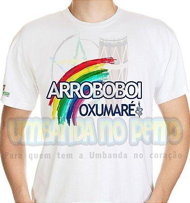Camiseta Arco-Íris Sagrado