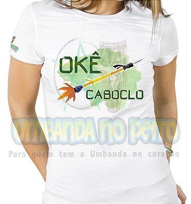 Baby Look Flecha de Caboclo (TAM G)