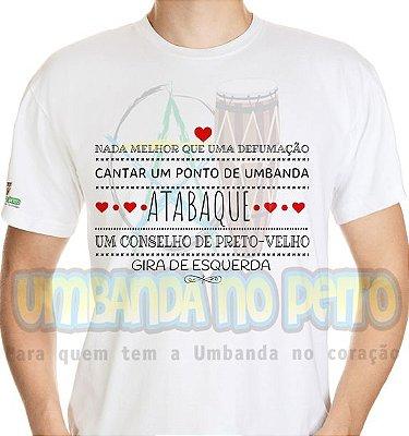 Camiseta Gira de Umbanda